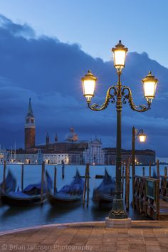 Venice Dawn. © Brian Jannsen Photography