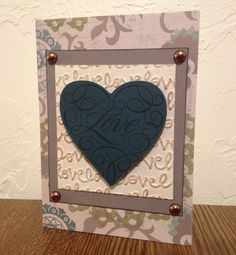 This is a card I made with the Avonlea paper kit from Close to My Heart. If you are interested in Close to My Heart supplies then check out my website at http://scrapitup.ctmh.com :)