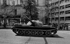 Koudelka - Invasion 68 Prague Spring, Visit Prague, Prague Czech Republic, East Germany, My Heritage, Cold War, Military Vehicles, Poland, August 21