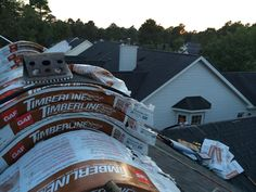 www.myrtle-beach-roofing.com  American Harvest Appalachian Sky shingle  also coordinates well with other cool exterior colors, such as blues, greens, whites, and grays, adding a touch of calmness and serenity. Surfside Beach, Murrells Inlet, Pawleys Island, Little River, Myrtle Beach Sc, Exterior Colors, Serenity, Harvest, Blues