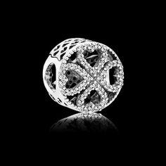 Pandora charm petali d'amore San Valentino 2016