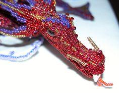 Born of Beads - Chien Tang Closeup