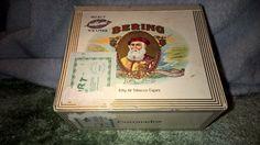Vintage Bering Coronados Cigar Box by RobandJensOddsnEnds on Etsy