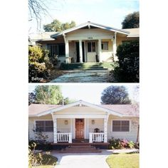 Remodeled Craftsman.