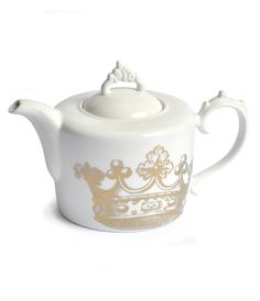timeless tea pot design  #jubilee #teapot #crown #queen