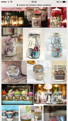 Mason Jar Cookie Recipes, Mason Jar Cookies, Mason Jar Meals, Jar Recipes, Mason Jar Gifts, Meals In A Jar, Canning Jars, Baby Food Recipes, Mason Jars