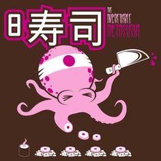 The Incredible Octosushi