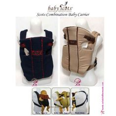 JUAL SCOTS - COMBINATION BABY CARRIER (BLUE, BROWN) | Item ID: 1045 | Harga: Rp. 98,000 | PIN BB: 29222F20 | SMS & Whatsapp Only: 0813 1062 3755 $10