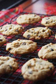 The Pink Doormat Salted Caramel And Chocolate Chip Cookies