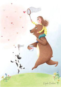 Illustrator Nynke Boelens seen on HappyMakersBlog.com   #illustration #illustrator #valentinesday #love #postcard #valentijnskaart #dutchillustrator #dutchilllustratornl #valentine #loveletter Tinkerbell, Dinosaur Stuffed Animal, Valentines Day, Disney Characters, Fictional Characters, Bloom, Disney Princess, Toys, Handmade