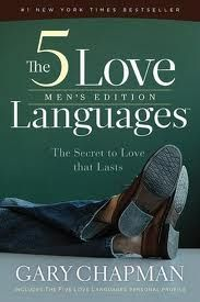 The Five Love Languages (Men's Edition) by Gary Chapman. Ends 3/30/12    just bought this