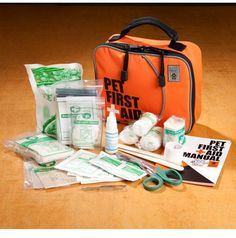 Pet First Aid Kit       >>>>> On SALE   http://amzn.to/2c74pPh