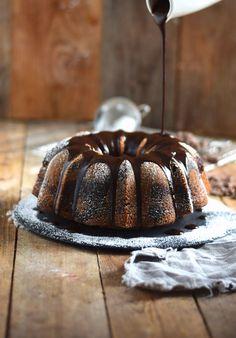 Zebra Marmorkuchen - Zebra Marble Cake | Das Knusperstübchen