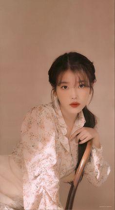 Pretty Korean Girls, Korean Beauty Girls, Cute Korean Girl, Asian Beauty, Jungkook Abs, Taehyung, Aesthetic Girl, Kpop Aesthetic, Iu Hair