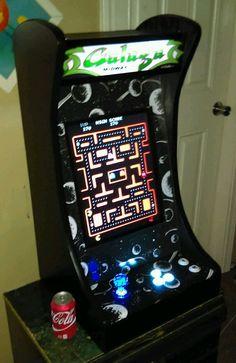 Arcade bartop galaga