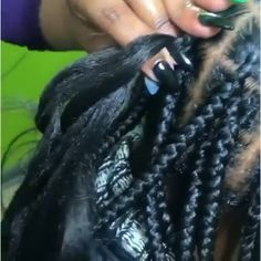 Here is a mini clip of how to get your box braids started boxbraids howto protectivestyles braids golf centre braids zbrush crochet box braids braids conjurer adept mtg feed in braids and twists braided beads african braids queens ny zip code Box Braids Hairstyles, French Braid Hairstyles, Kids Braided Hairstyles, Cornrows With Box Braids, Small Box Braids, Ethnic Hairstyles, Hairstyles Videos, Long Braids, Protective Hairstyles