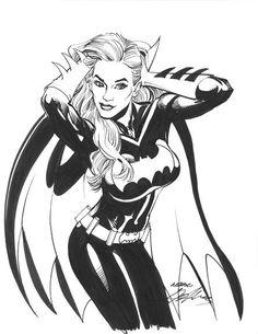 Batgirl ( Barbara Gordon) by Neal Adams