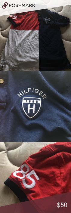 NWT Tommy Hilfiger Polo Brand new with tags Tommy Hilfiger Shirts Polos