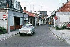 Archief Almeloarchiefnummer: 6732 jaar vervaardiging: 1973 beschrijving: De Tuinstraat. plaats: Almelo straat: Tuinstraat