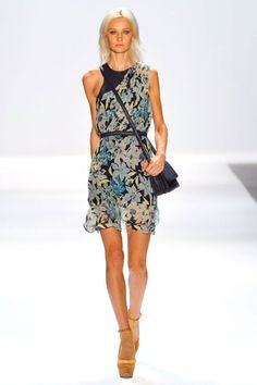 Charlotte Ronson Spring 2013 RTW Collection--LOVE