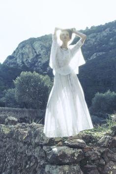 Lieke van Houten for Vogue Italy May 2015