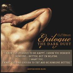 Epilogue: The Dark Duet (#3) by CJ Roberts