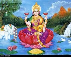 Image result for goddess lakshmi