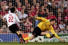 Kaka v Man Utd 4-24-07