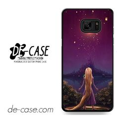 Rapunzel Watching Floating Light DEAL-9163 Samsung Phonecase Cover For Samsung Galaxy Note 7