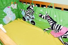 Handmade Nursery Handmade Crib Bumpers Bedsheet Animal Fleece Toy Linen Baby Decor -- Click on the image for additional details.