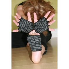 GRIP Yoga Hand & Feet Gloves Socks.