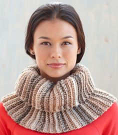 Great idea...Pattern for Loose Turtle neck, if you make this you can add it to a sweater etc that does not have a high neck for more warmth