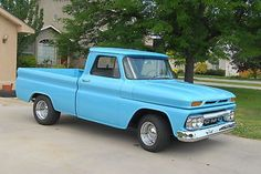 Awesome hot rods and muscle cars from around the web! Hot Rod Trucks, Gmc Trucks, Diesel Trucks, Cool Trucks, Pickup Trucks, 1966 Chevy Truck, Classic Chevy Trucks, Classic Cars, Chevrolet Parts