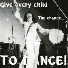 """The Marc Bolan School of Music will give a secure and nurturing learning environment to children in desperate need. As Gloria Jones has said """"it is easy to forget the power that music has to move and enrich the world Marc knew this"""". Give EVERY child the chance to dance support our school http://ift.tt/1BN6I1o #Tanx for your #help #lightoflove #marcbolan #glamrock #gloriajones #dance #school #donate #rock"""