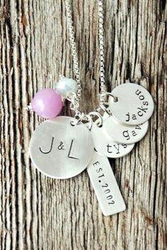 Foundations Mom Necklace