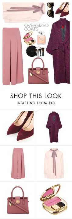 """""""Untitled #666"""" by m-jelic ❤ liked on Polyvore featuring Ultràchic, TIBI, See by Chloé, Dolce&Gabbana, Chloé and Chanel"""