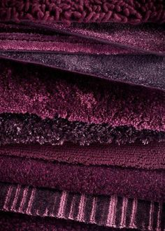 All the perfect shades of red plum and ohhh I love my velvet!!  Love this photo.