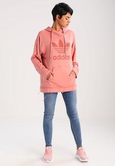 Adidas Originals TRF HOODIE Jersey con capucha rawpin  adidas Originals TRF  HOODIE Jersey con capucha rawpin Ropa ... 42f25809002d