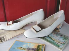 Vintage Ferragamo Shoes  #TuscanyAgriturismoGiratola