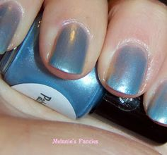 Melanie's Fancies: Dreamy Lacquer Company: Blaine, Patricia, and Cradle of Lud  #nail #nails #nailpolish