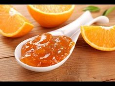How to Make Homemade Orange Jam Greek Sweets, Greek Desserts, Greek Recipes, Fruit Preserves, Fruit Jam, Crockpot Recipes, Soup Recipes, Cooking Recipes, Orange Jam Recipes