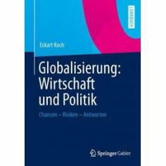literatura obcojęzyczna dla pasjonatów: Globalisierung: Wirtschaft und Politik von Eckart ...