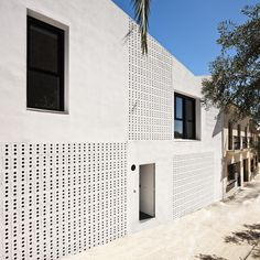 a f a s i a, exterior treatment