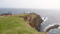 Suðuroy - literally South Island, Danish: Suderø. The southernmost of the Faroe Islands.