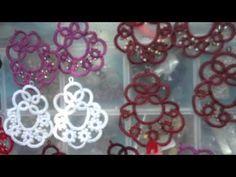 variação de pétalas e arcos primeira parte - YouTube