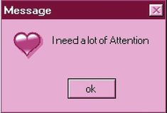 'I Need A Lot Of Attention' by pixelpixelpixel Freaky Memes, Stupid Funny Memes, Freaky Quotes, Rookie Red Velvet, Funny Girlfriend Memes, Boyfriend Memes, Attention Quotes, I Need Attention Meme, Flirty Memes
