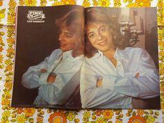 PINK magazine (UK) 22 April 1978 #262 LEIF GARRETT centerfold