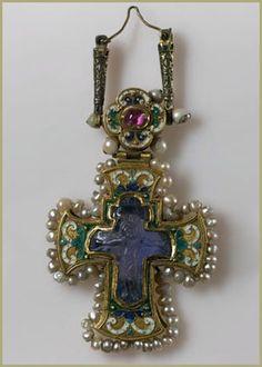 Символика камня в церковном ювелирном искусстве