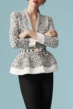 Carolina Herrera, Look #5