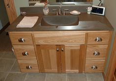 Hickory Bathroom Vanities And Cabinets Cronen Cabinet Flooring